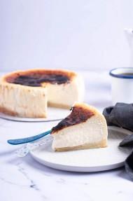 Tarta de queso Brie y Camembert de Bea Roque